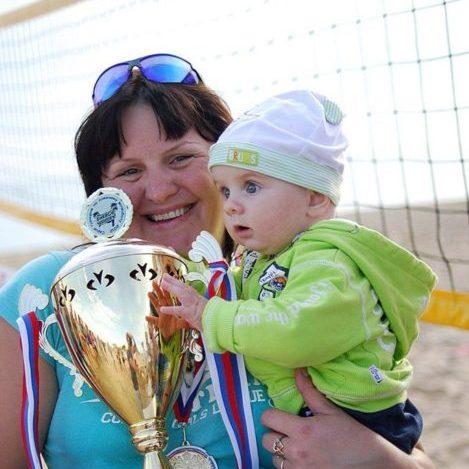 1 место Energy Volley 2012